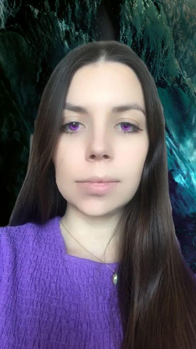 Instagram filter YENNEFER - Witcher