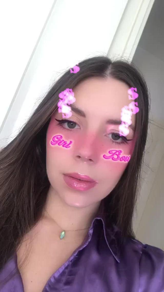 Instagram filter GIRLBO$$