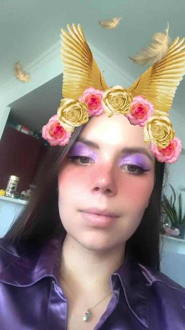 Instagram filter Marble Queen