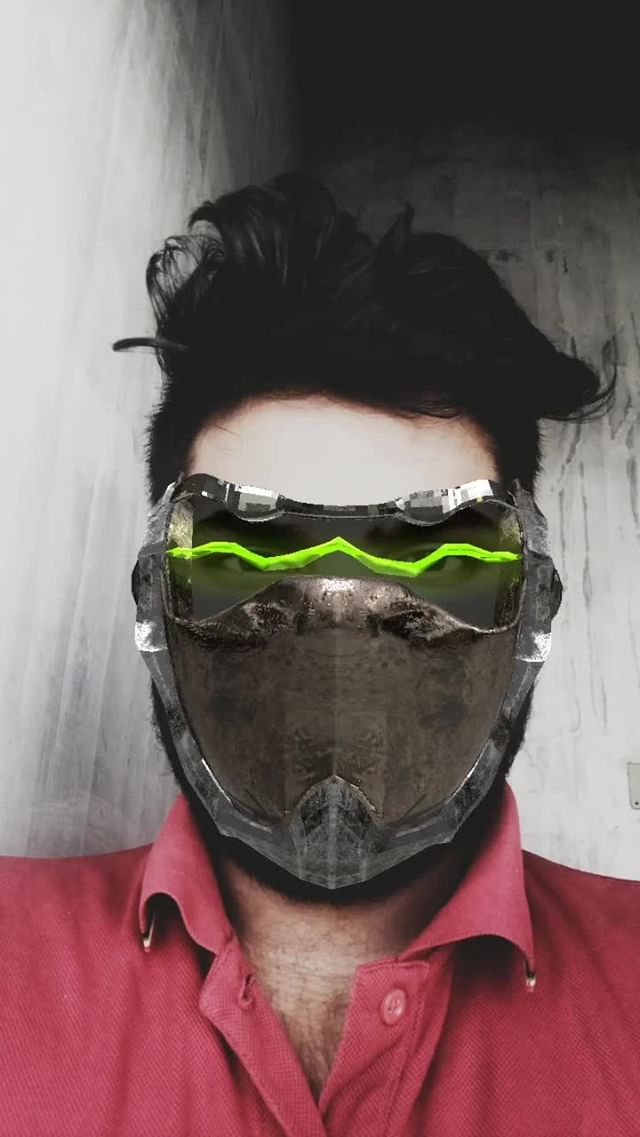 Instagram filter Music Mask