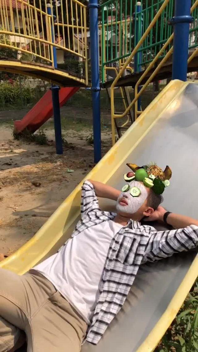 ryan.nt Instagram filter Sefruit Masker