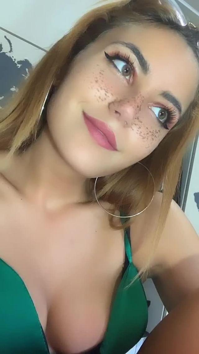 k.bruk_nicole_ Instagram filter Beauty nose