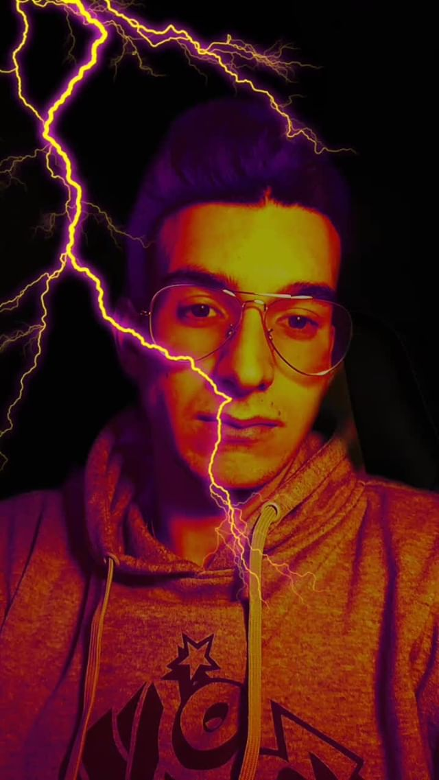 alessio_bonfiglio Instagram filter lightning-effect