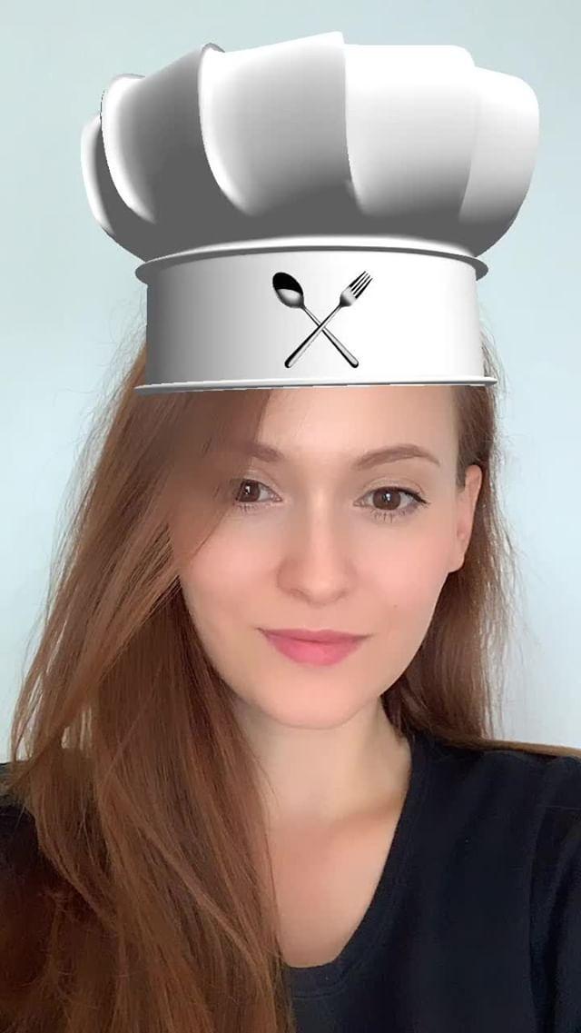 yana.mishkinis Instagram filter Chef