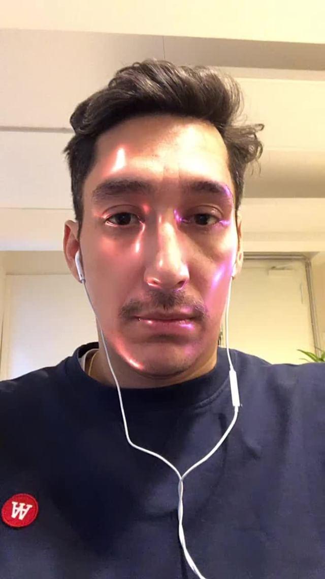 lagosito Instagram filter luz