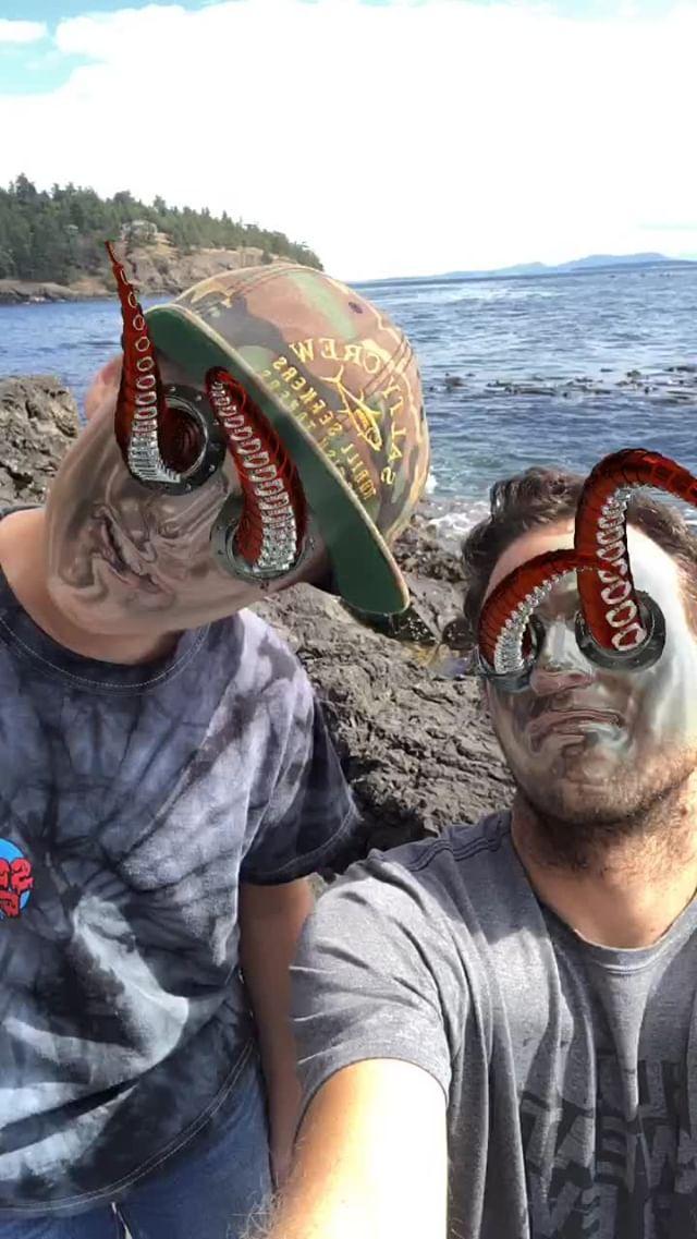 afrosquared Instagram filter Kraken