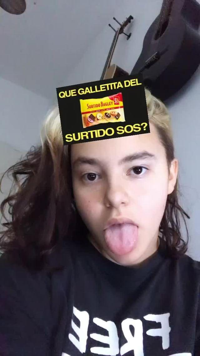 soymenke2.0 Instagram filter SURTIDO BAGLEY