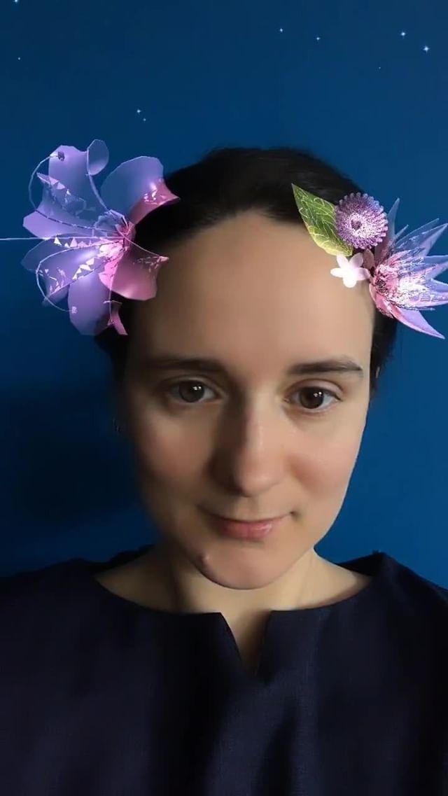 geyzerrr Instagram filter Flowers