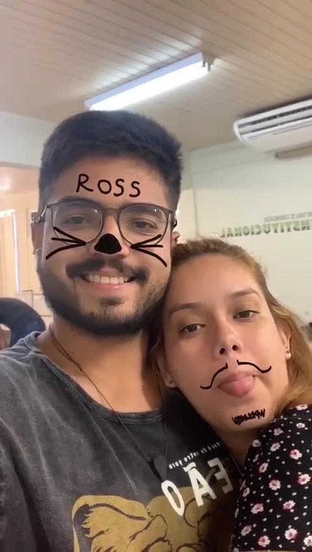 Instagram filter roschel