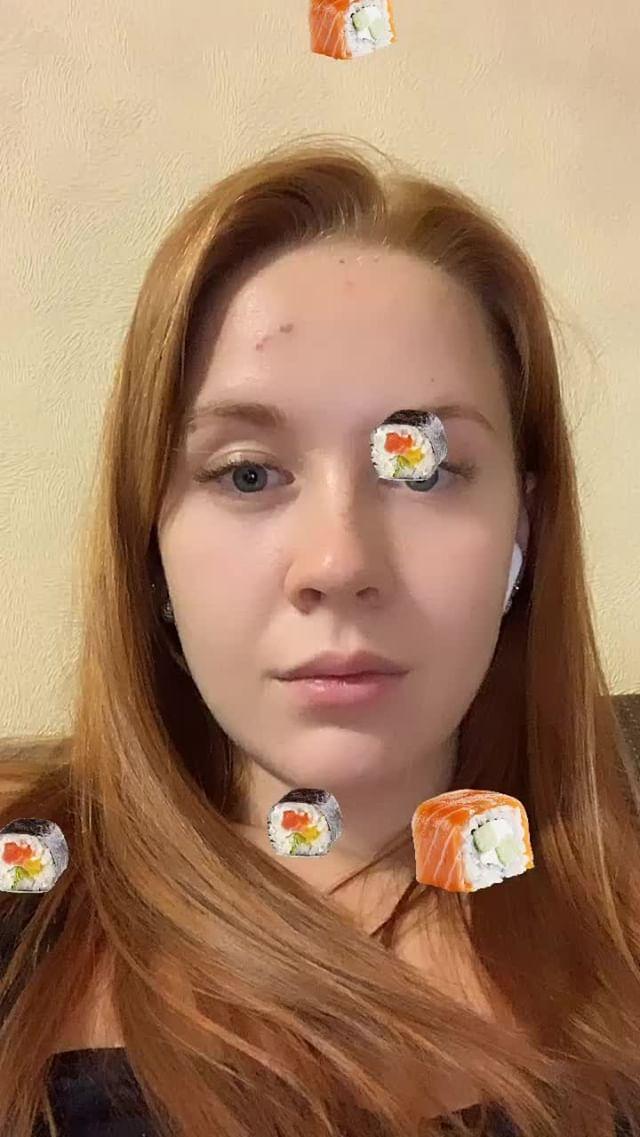 malina96 Instagram filter Sushi Lovers