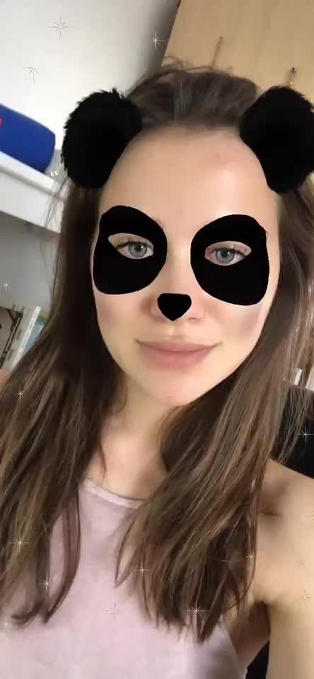 kusamukusa Instagram filter Panda