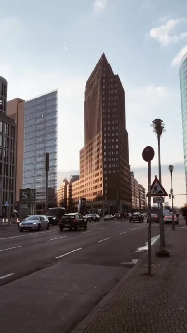 Instagram filter Berlin Preset