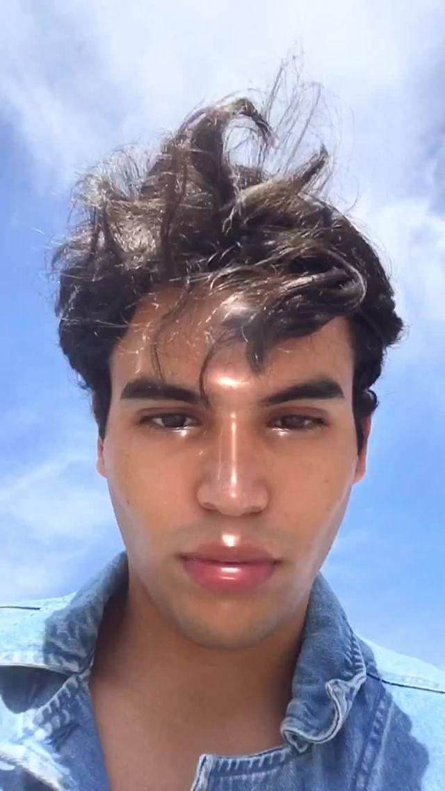 barbosajose Instagram filter strobe cream