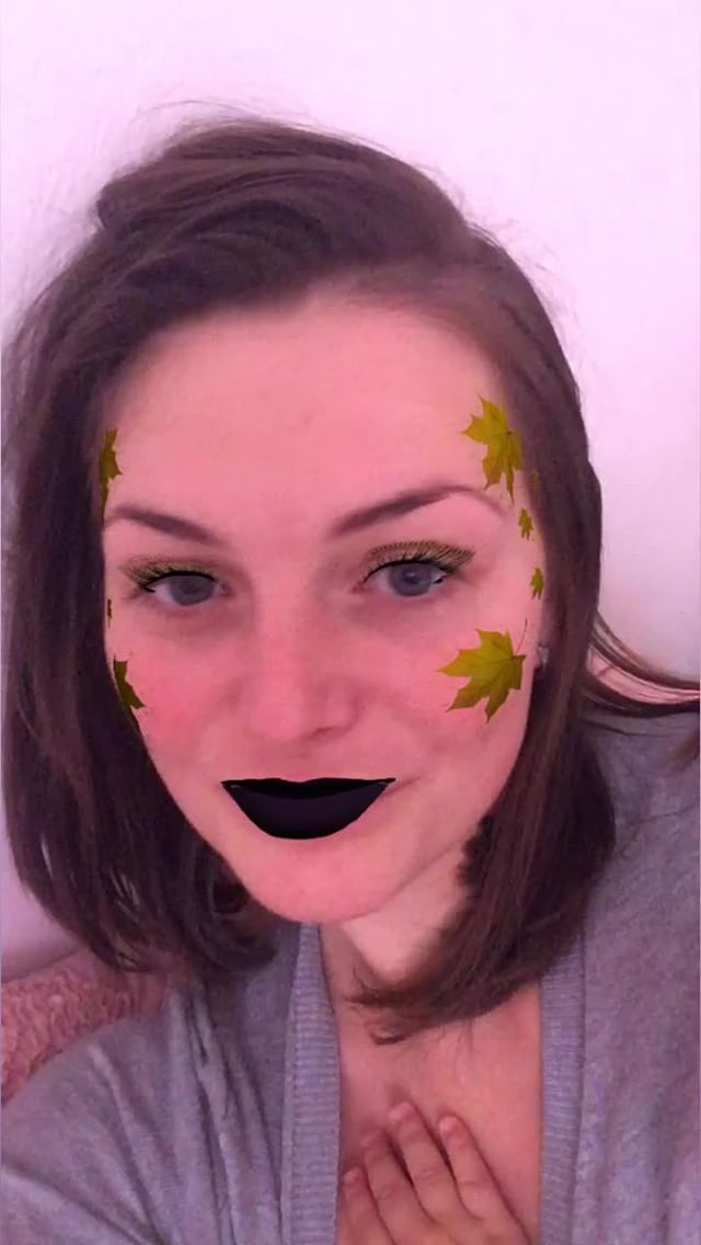 miss_liana.secret Instagram filter Fall Makeup