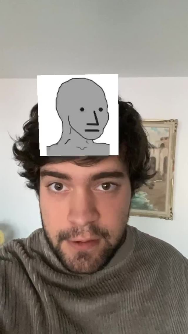 Instagram filter Which Wojak ?