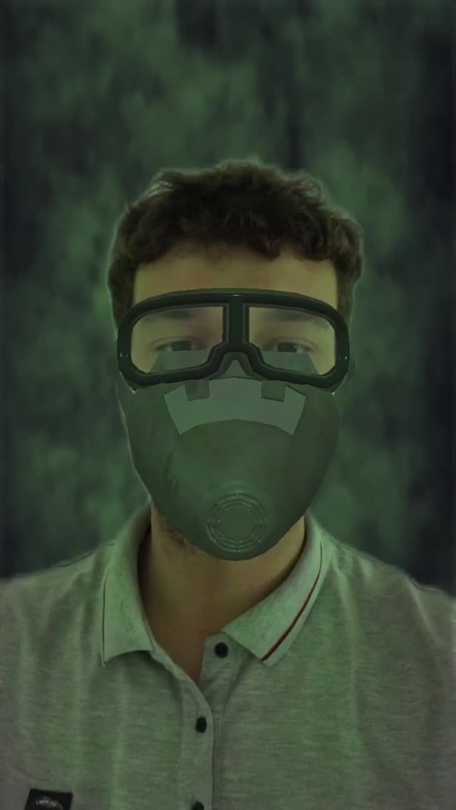 Instagram filter chernobyl