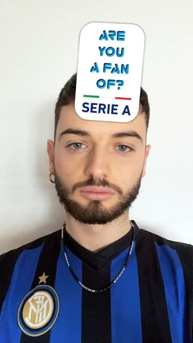 therealbezz Instagram filter ItalianFootballFans
