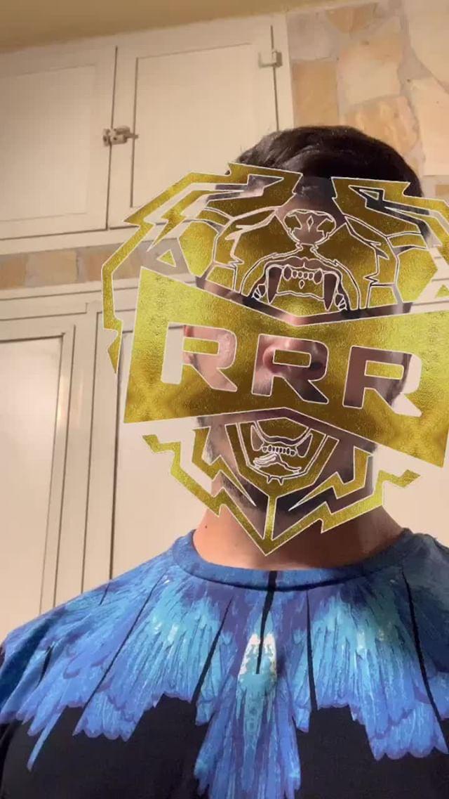 Instagram filter TheRRRMob Mask