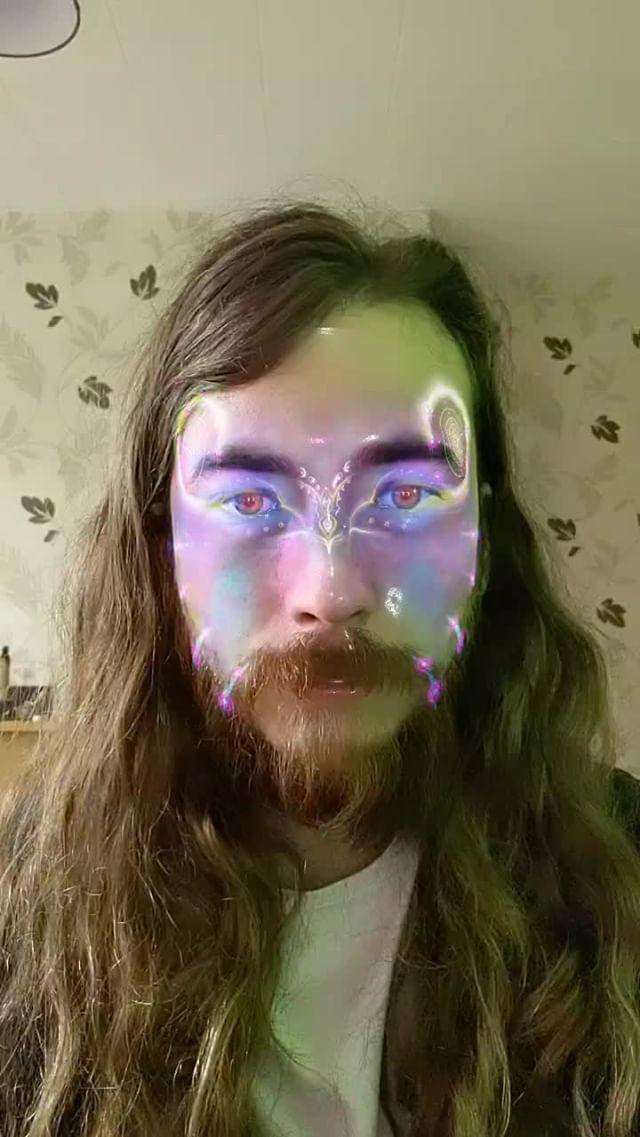 Instagram filter Luminous