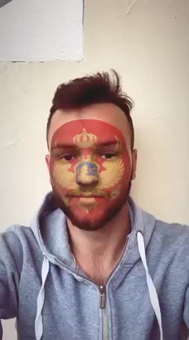mensurpelinkovic Instagram filter Montenegro cheeks
