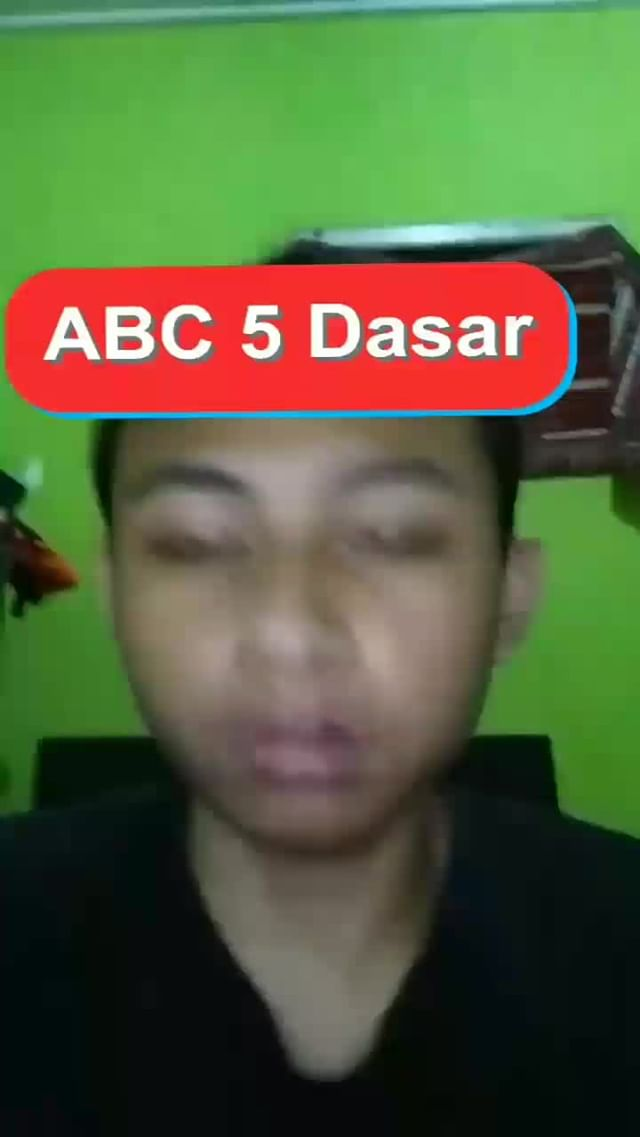 Instagram filter ABC 5 Dasar