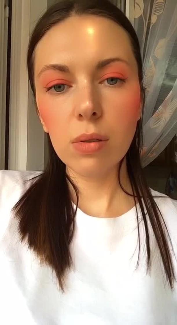 maul_olya Instagram filter Peachy