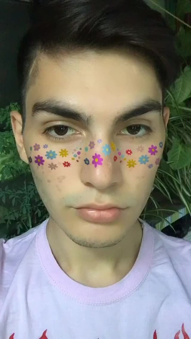 santiagomiramonn Instagram filter cute flowers