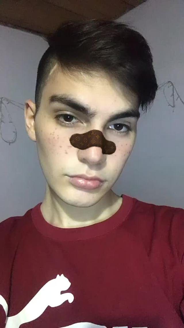 Instagram filter curitas LV