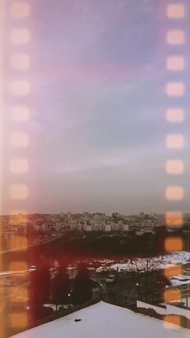 Instagram filter Old cinema