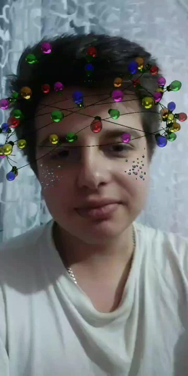 Instagram filter garland