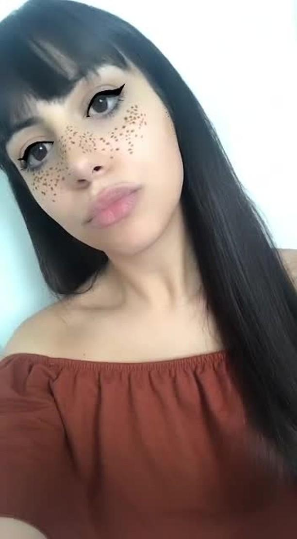 Instagram filter Freckles 1