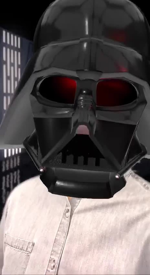 Instagram filter I'm Your Father