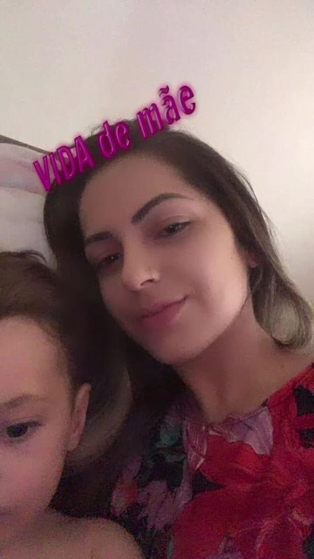 lacerdand Instagram filter Vida de mãe