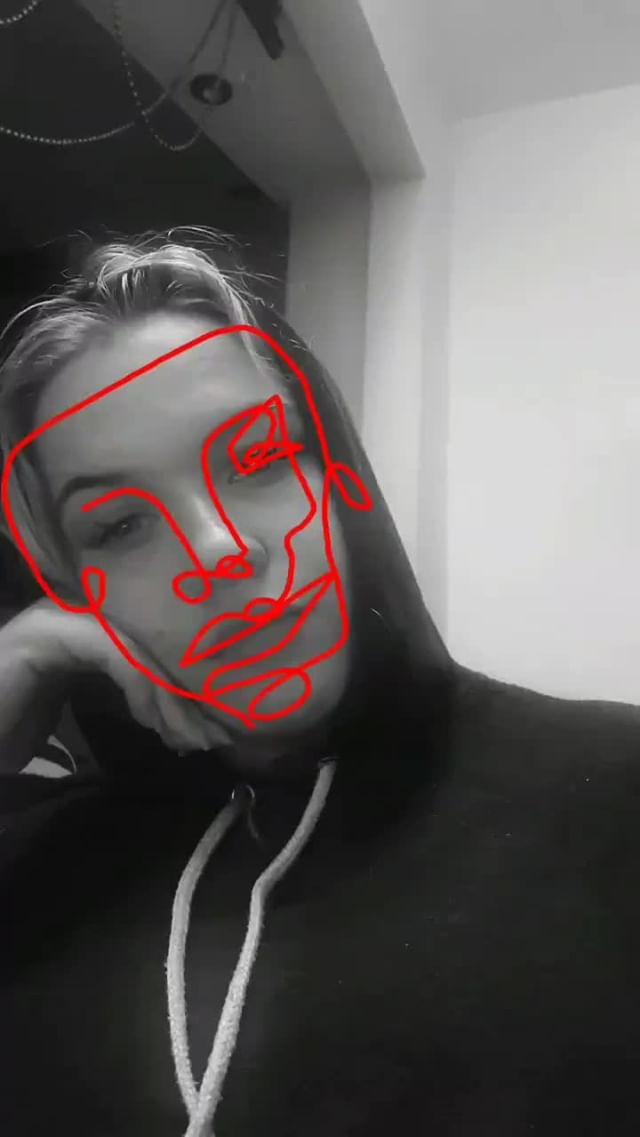 Instagram filter Faces