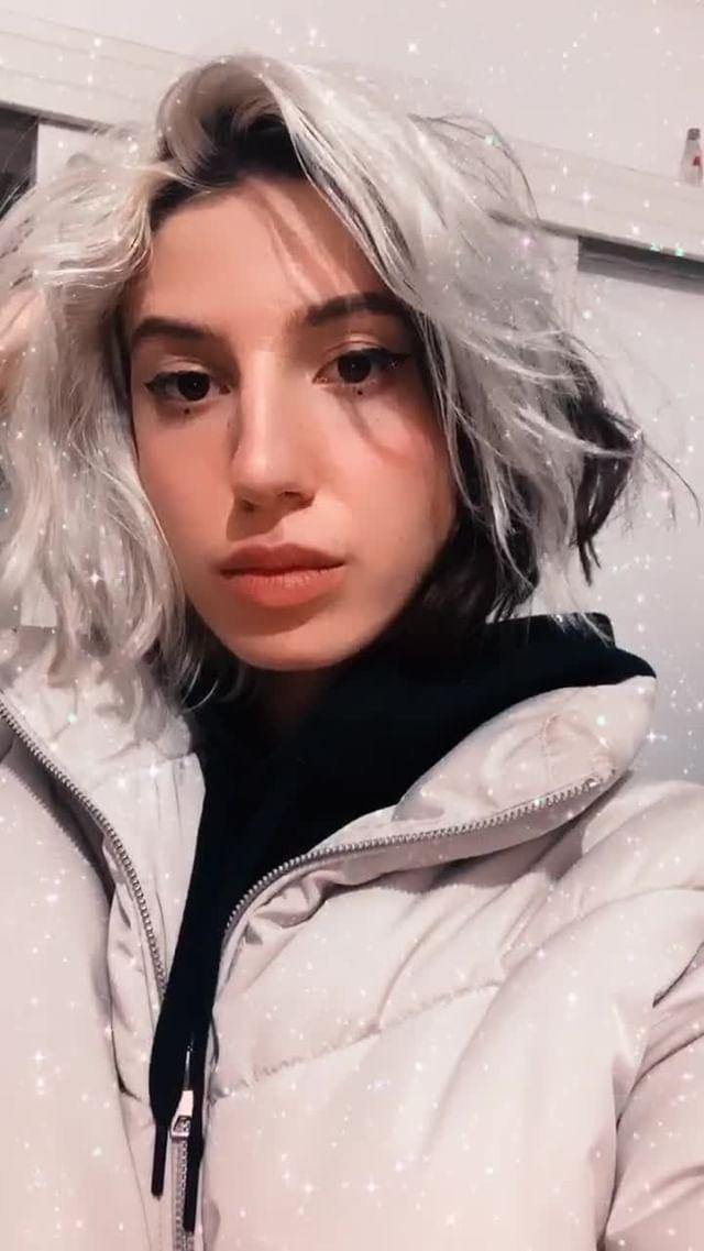 holymariia Instagram filter HOLY SHINE
