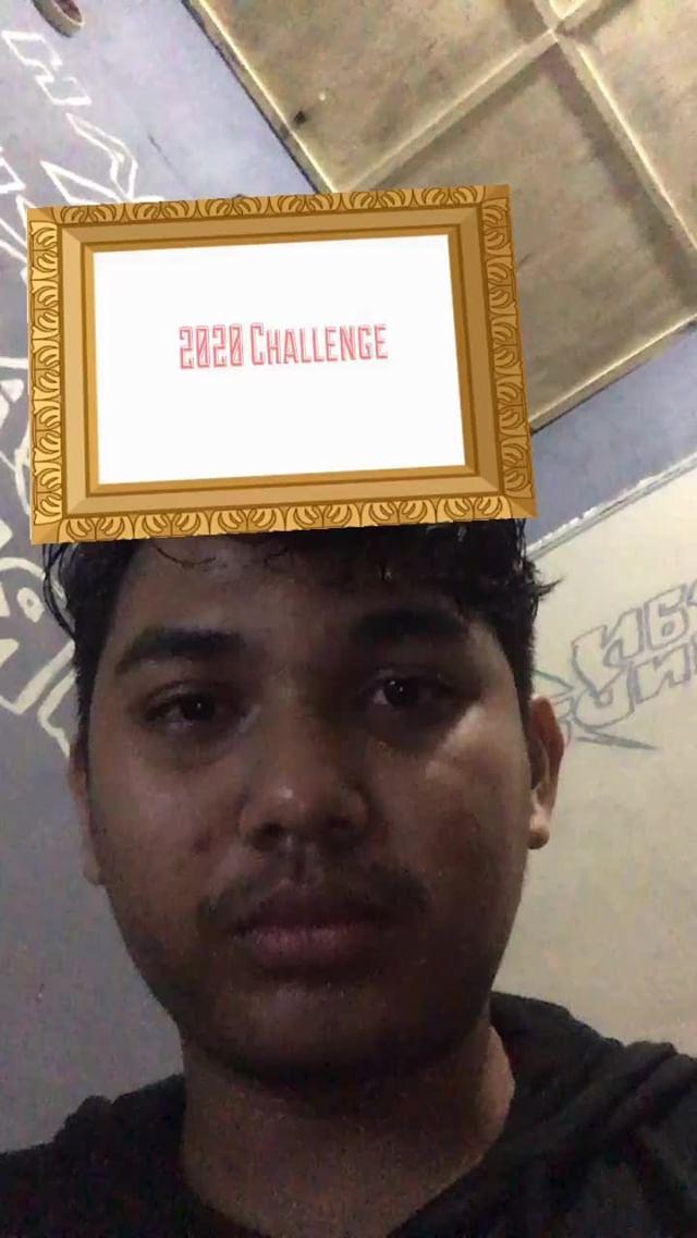 teukuululazmi Instagram filter 2020 Challenge