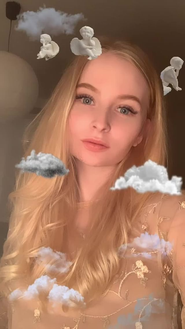 _galuza_ Instagram filter Angel sky