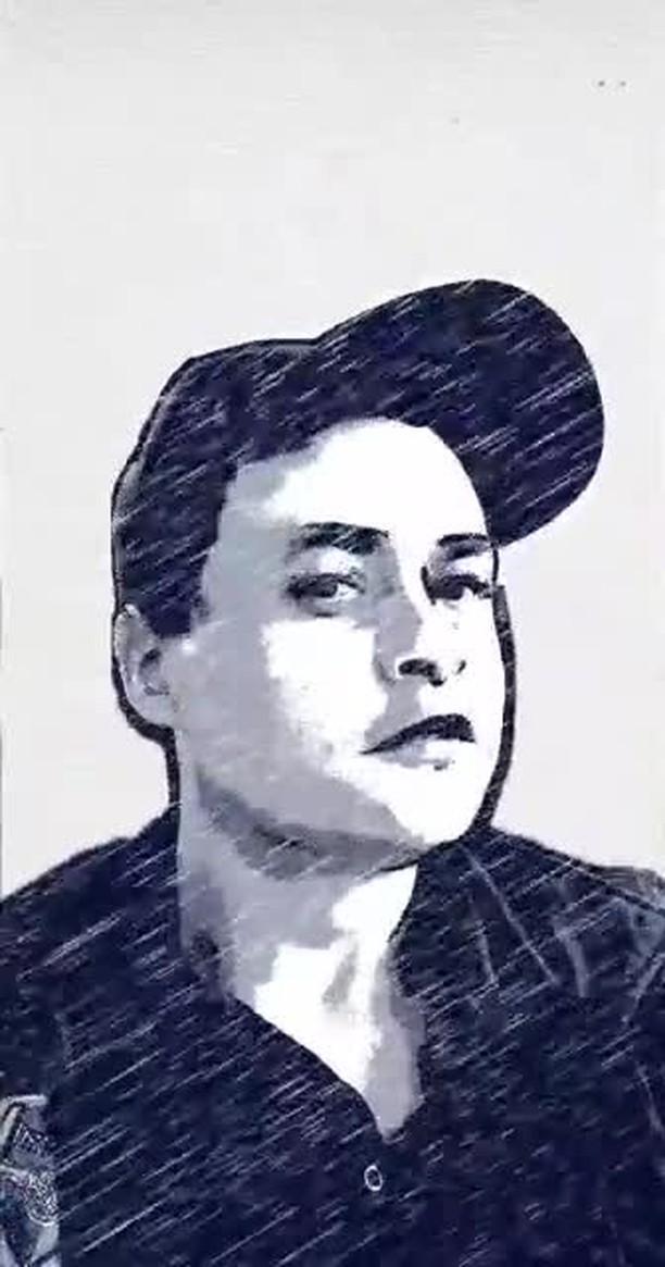 dylongfiala Instagram filter Ink Sketch