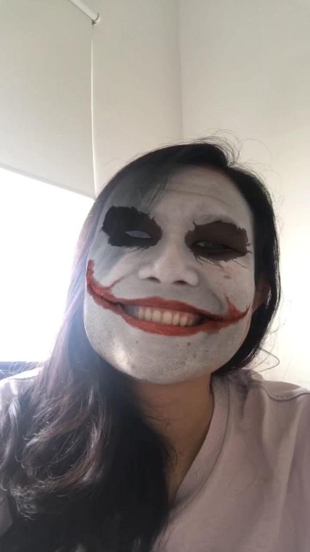 pandroid Instagram filter Which Joker R U?