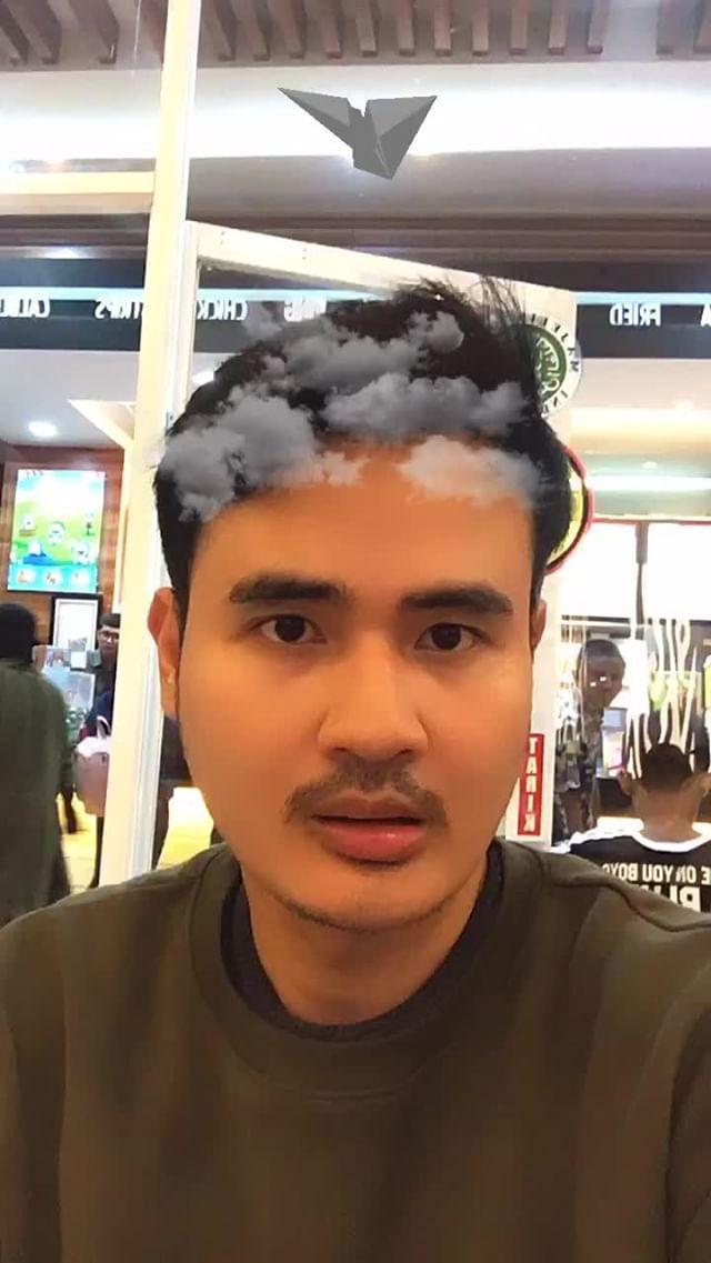 harvmanbagus Instagram filter Head in The Clouds™
