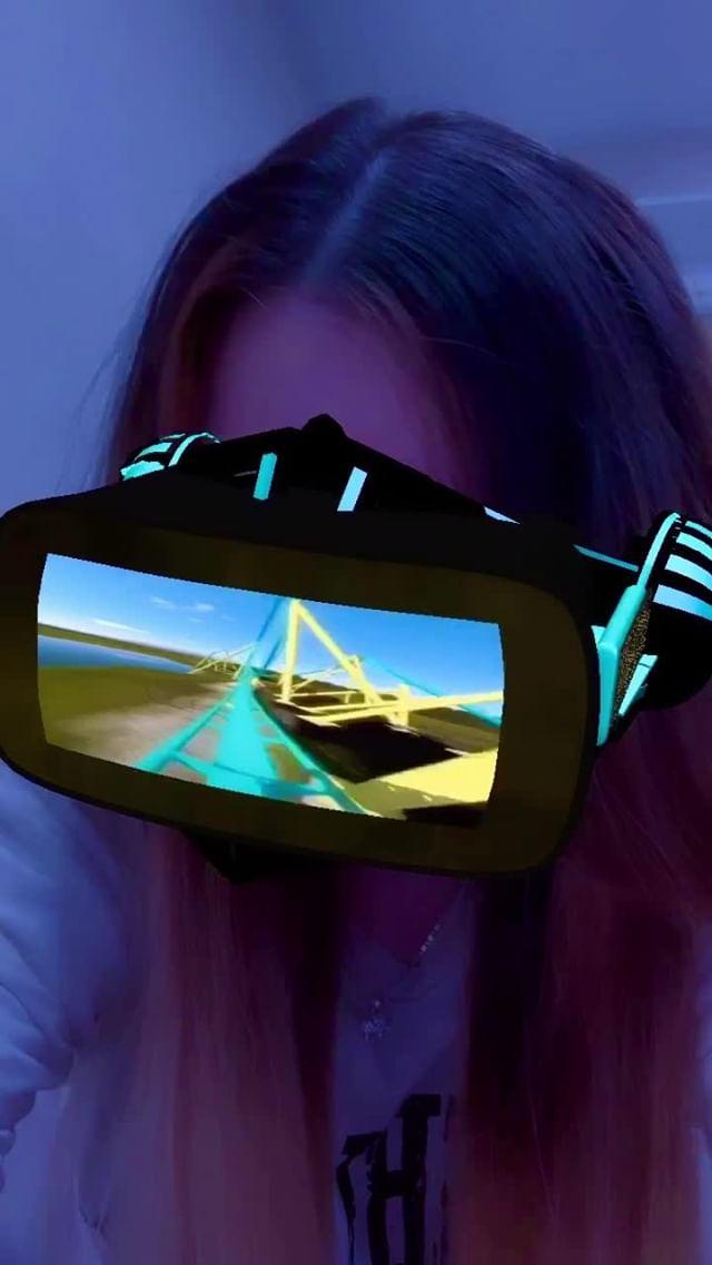 Instagram filter Oculus VR