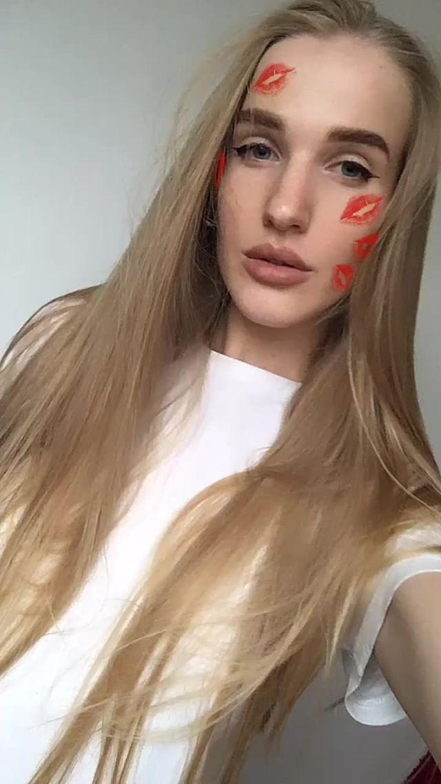 alter.nasty Instagram filter Kiss