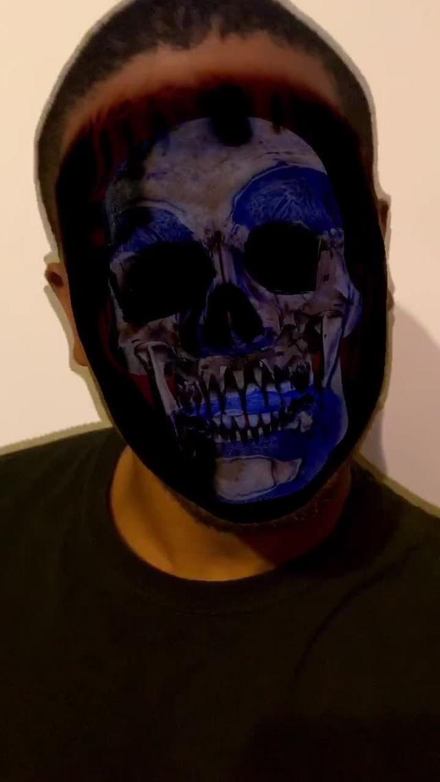 chrislprice Instagram filter Skulls