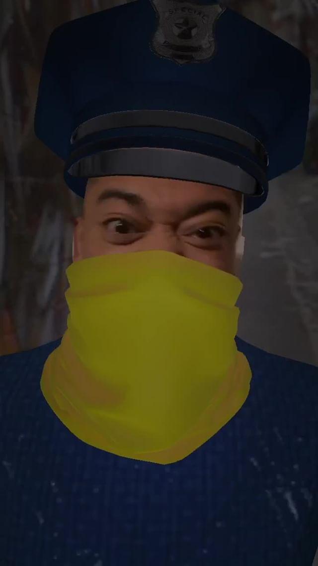 chrislprice Instagram filter Masked Justice