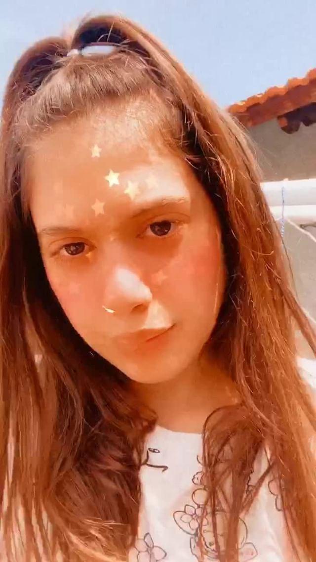 Instagram filter Tanned stars