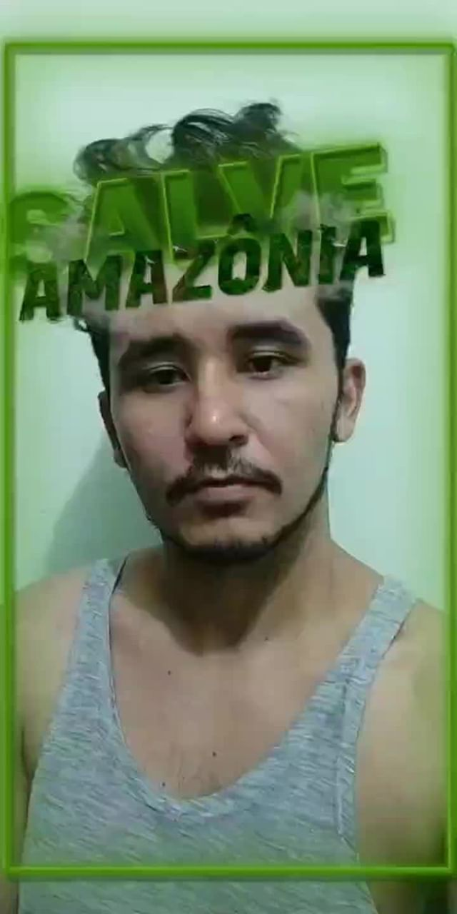 Instagram filter Salve Amazônia