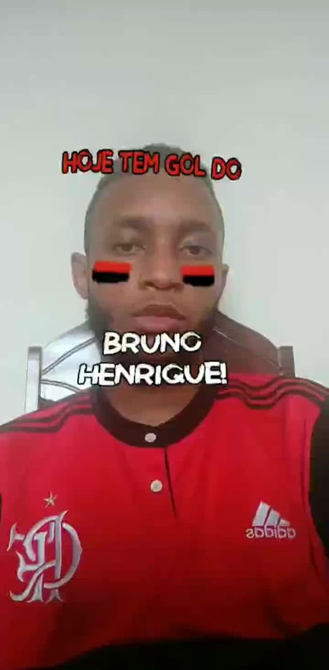 Instagram filter Gol Bruno Henrique