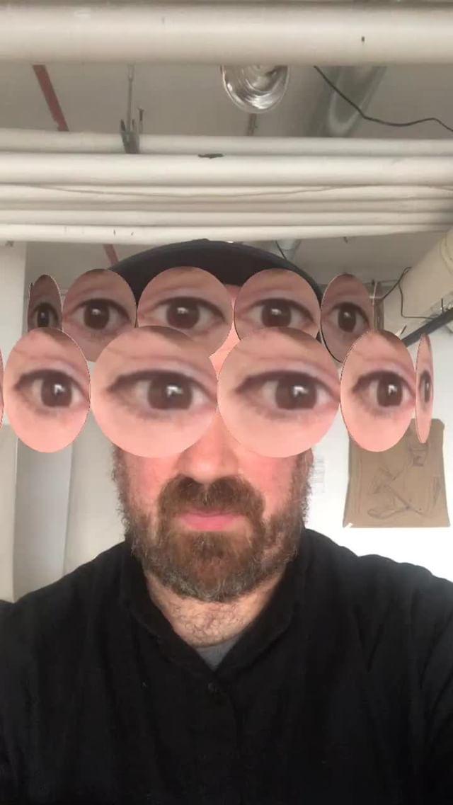 Instagram filter eyez2