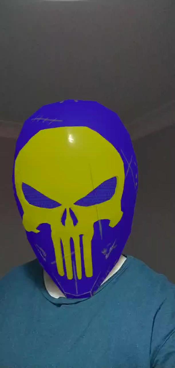 Instagram filter Fenerbahçe Maske