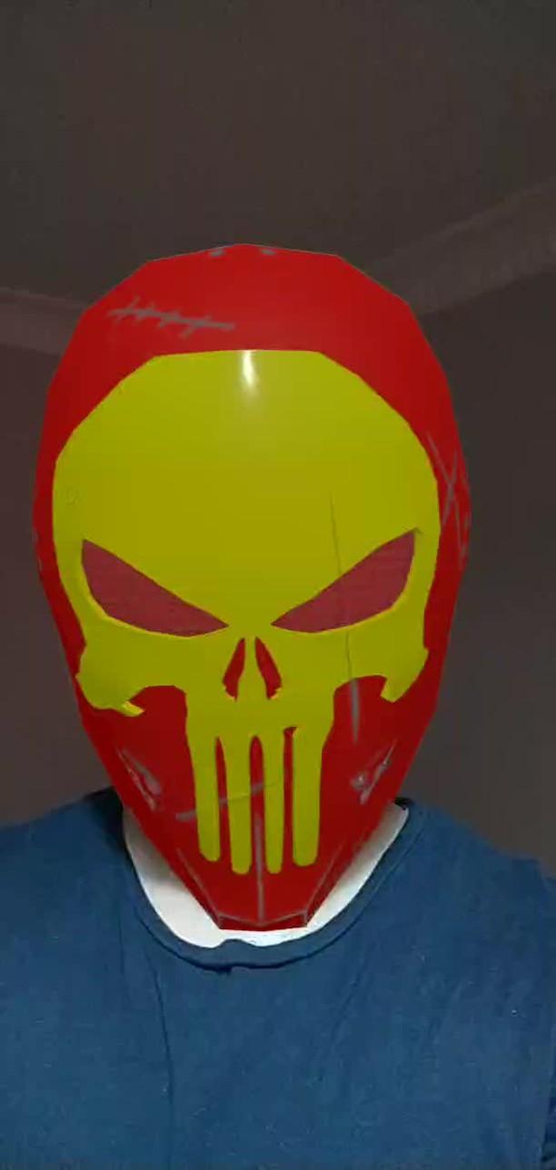 arfiltersstudio Instagram filter Galatasaray Maske